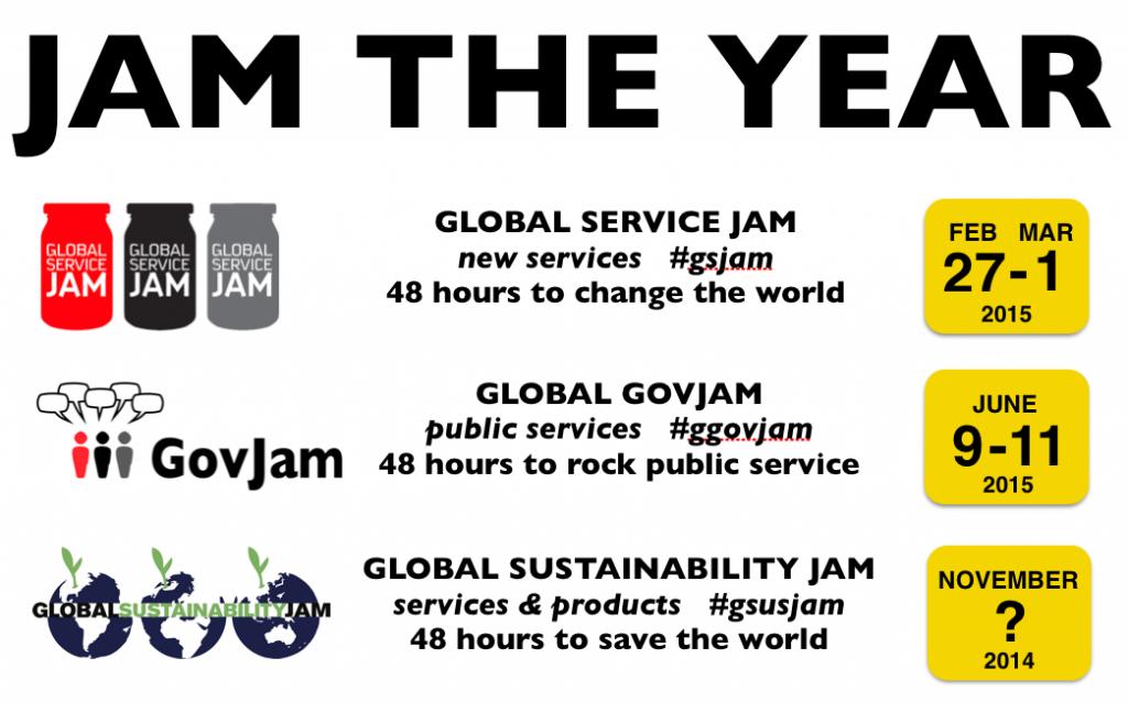 Jam the Year 2015